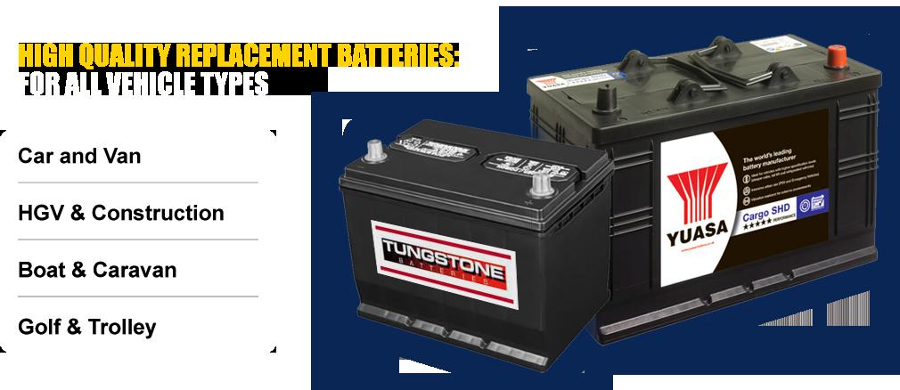 Batteries Explained